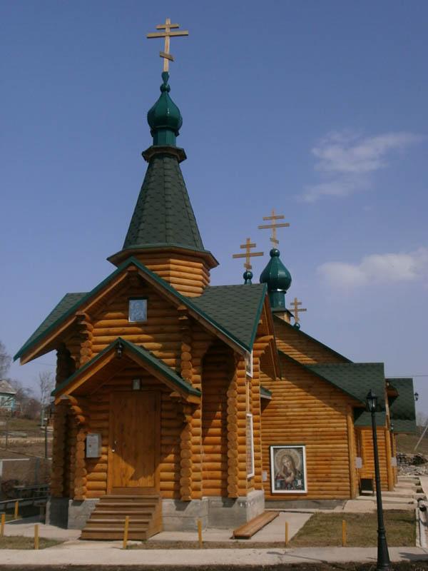 Где находится монастырь дивеево