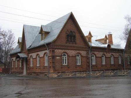 Карта Города Гусь-Хрустального