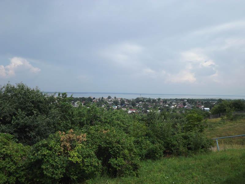 Вид на Козьмодемьянск