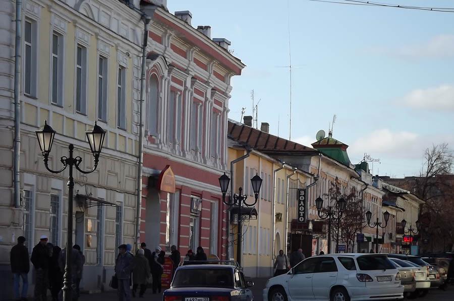 Купеческие дома старого центра