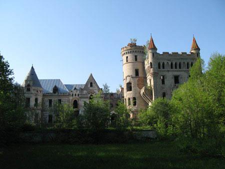 Муромцево усадьба, замок графа Храповицкого - как доехать ...: http://klubok-ok.ru/Russia/Muromcevo.html