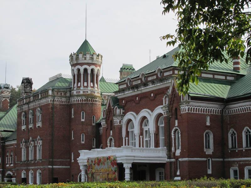 Шереметевский замок
